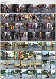 Japanese Exhibitionism and public outdoor sex 19