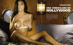 Анжела Франческа Фриго, фото 4. Angela Francesca Frigo Playboy Venezuela, photo 4