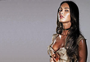 Megan Fox Wallpaper X1 HQ