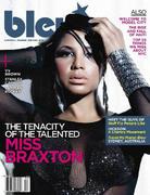 Toni Braxton - Bleu magazine HQ