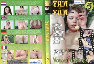 Yam-Yam Voyeur Castings 3 (Yam Yam) [1990s, Casting,Solo,Photo Shoots,Russian And European Girls, DVDRip]