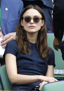 Keira Knightley Wimbledon Tennis Championships 07-05-2014