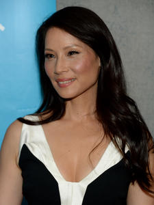 Lucy Liu Meena premiere in New York 06-26-2014