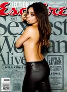 Mila Kunis - Esquire magazine November 2012 issue