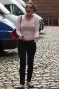 Елена Фланаган, фото 236. Helen Flanagan ITV Studios in Manchester 31-03-2011, foto 236
