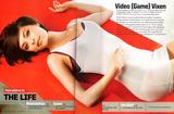 Kristin Kreuk Men's Fitness Magazine (March 2009) scans Foto 189 (Кристин Криюк Мужской фитнес журнала (март 2009) сканирует Фото 189)