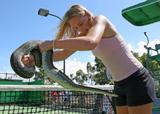 Nicole Vaidisova Camel Toe Tennis Foto 19 (Николь Вайдишова Camel Toe теннис Фото 19)
