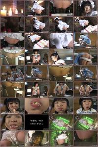 Japanese Scat Poop Enema GIGA GUT-07 Asian Scat Scat